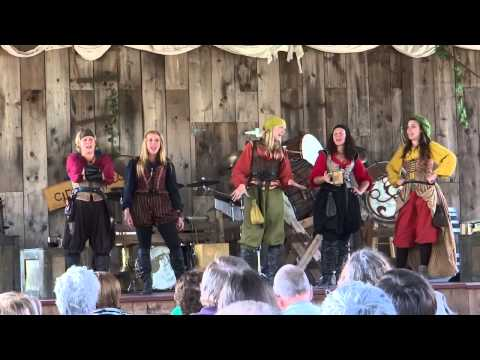 PA Ren Faire: Scallywags - Fair Maid