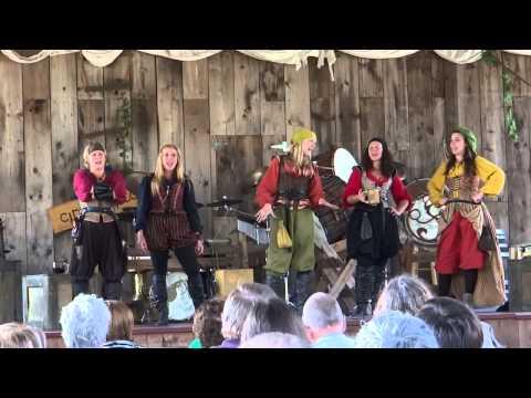 PA Ren Faire: Scallywags - Fair Maid