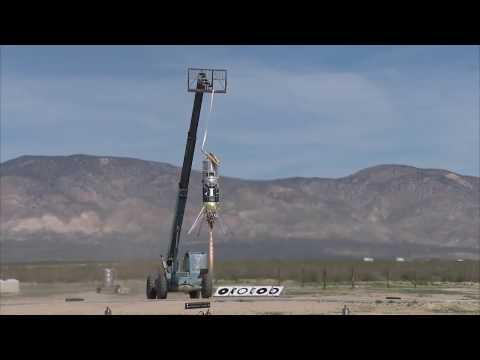 Xodiac suborbital rocket vehicle -  Masten Space Systems , NASA's Armstrong FRC,  (COBALT) project