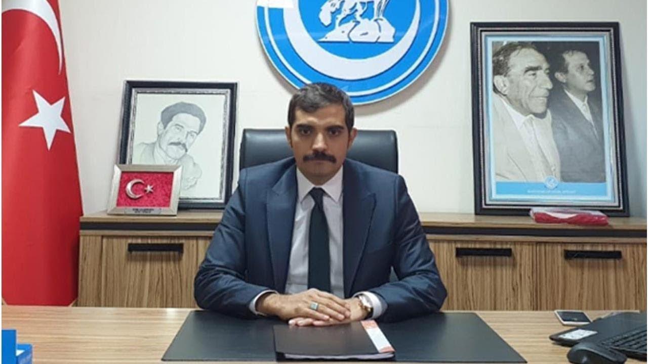 Ülkü Ocakları Genel Başkanı SİNAN Ateş, ile ilgili görsel sonucu