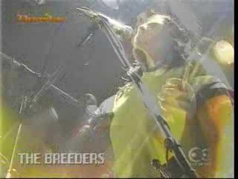 The Breeders - Gigantic (live 03-07-03)