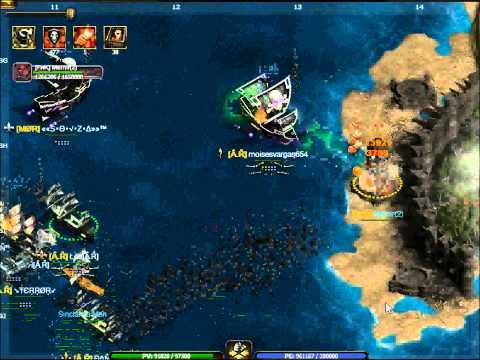 A.R dominando ilha-seafight(america latina 1)