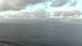 Aida Cara vor La Palma, Kanarische Inseln - Impressionen der Kanaren Route