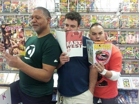 Flashback Comics - New Release Wednesday, November 6 2013