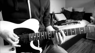 Stone Sour - Black John (Guitar Cover)