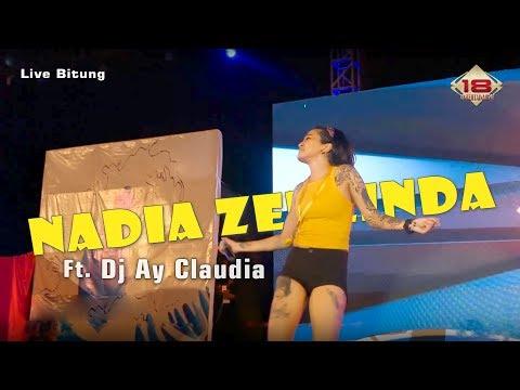 Nadia Zerlinda Ft. Dj Ay Claudia (Live Perform Bitung) - Festival Pesona Selat Lembeh 2018 #1