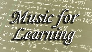 Repeat youtube video Music for Learning - Strengthen your mental skills