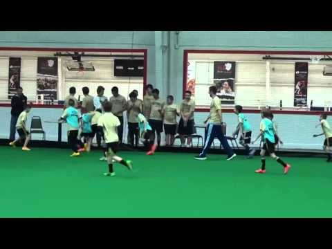 MIMTVST LOUIS  IBISEVIC SOCCER ACADEMY