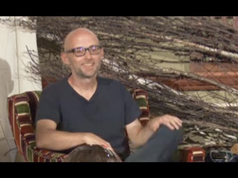 """""""Why I am Vegan"""" Moby at the Wanderlust's Speakeasy"""