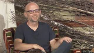 """Why I am Vegan"" Moby at the Wanderlust"