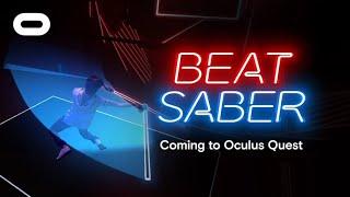 Beat Saber On Oculus Quest Trailer