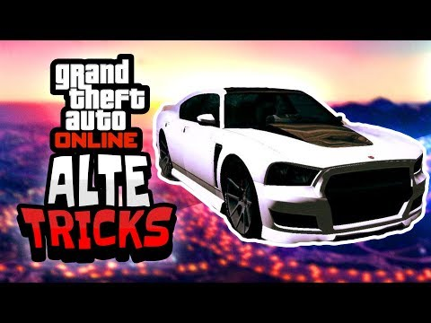 Alte Tricks 🚘 GTA 5 Online