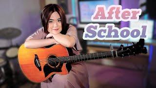 (Weeekly 위클리) After School - Fingerstyle Guitar Cover   Josephine Alexandra