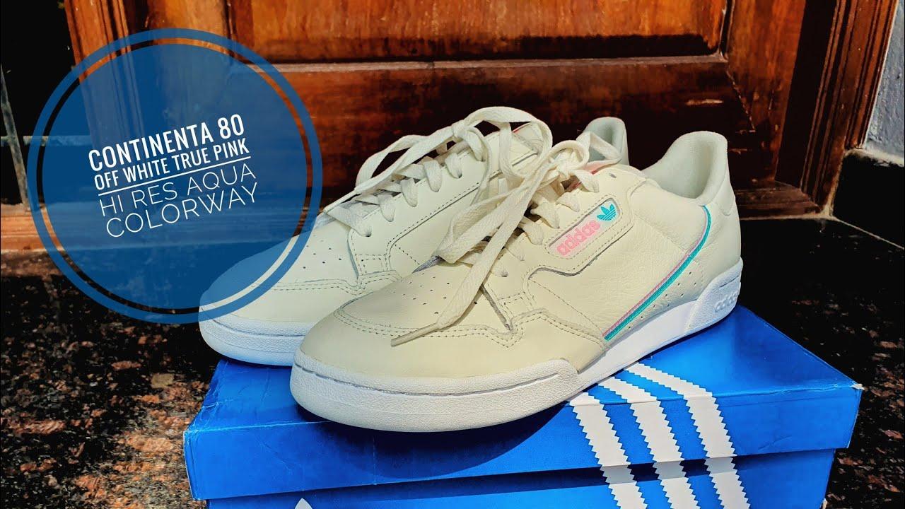 Adidas Continental 80 (Off White True
