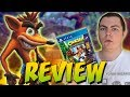 Crash Bandicoot N. Sane Trilogy Review - Square Eyed Jak