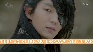 Video [TOP 25] KOREAN DRAMA OF ALL TIME download MP3, 3GP, MP4, WEBM, AVI, FLV Januari 2018