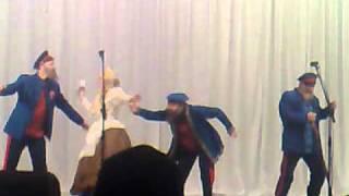 """Шутливый танец """"Деды"""""""
