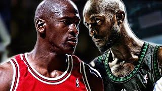 Kevin Garnett Trash Talking Michael Jordan And It Went VERY Wrong... STORY!