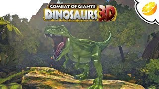 Citra Emulator Canary 451 | Combat of Giants: Dinosaurs 3D (GPU Shaders, Full Speed!) | Nintendo 3DS
