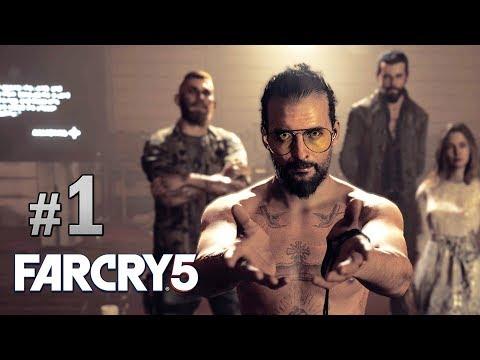 《Far Cry 5》#1 想捉人?Call 定支軍隊先啦 [PC 60 FPS]
