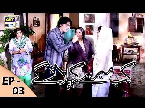 Kab Mere Kehlaoge - Episode 3 - 28th December 2017 - ARY Digital Drama