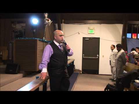 EX-BRUJO CARLOS LOPEZ  (MI ENCUENTRO CON JESUS)