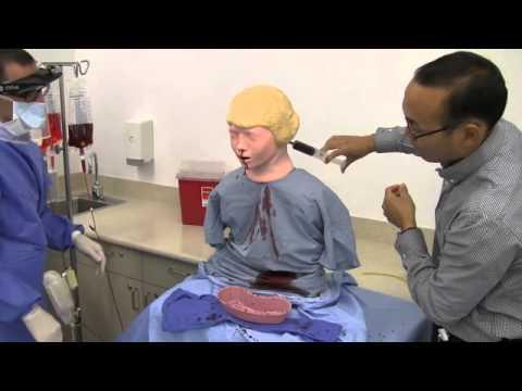 University of Chicago Emergency Medicine Residency Simulation Video