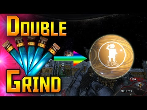 Double Liquid Divinium Grind On DLC 5 (Black ops 3) HIGH Rou