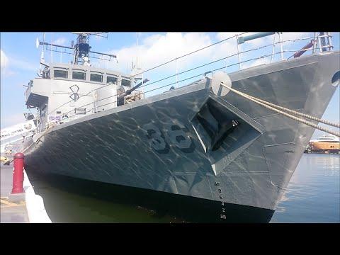 118th Anniversary Philippine Navy - HQ Access Part 3 BRP Apolinario Mabini