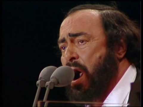 Nessun Dorma - Luciano Pavarotti (Paris 1998) HQ