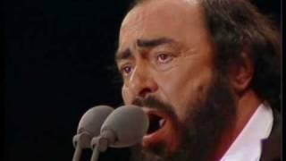 Nessun Dorma Luciano Pavarotti Paris 1998 HQ