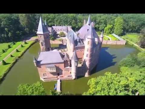 Kasteel Heeswijk gefilmd met drone Yuneec Q500