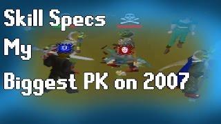 My Biggest PK on 2007 Runescape!