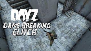 DayZ .63 - Crazy Game Breaking Glitch!!!