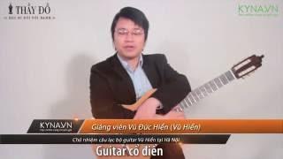 Guitar cổ điển cơ bản 1 [Intro]