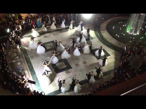 Nazarbayev University Annual Winter Ball 2014