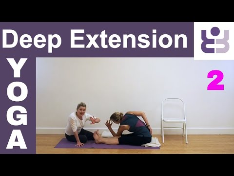 Iyengar Yoga 40 Minute Restorative Sequence Suitable For Menstrual Cycle Youtube