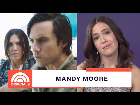'This Is Us' Star Mandy Moore Shares Saddest Scenes | TODAY Originals Mp3