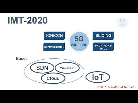 5G Study Group,Future networks ,cloud computing, mobile and next-generation networks