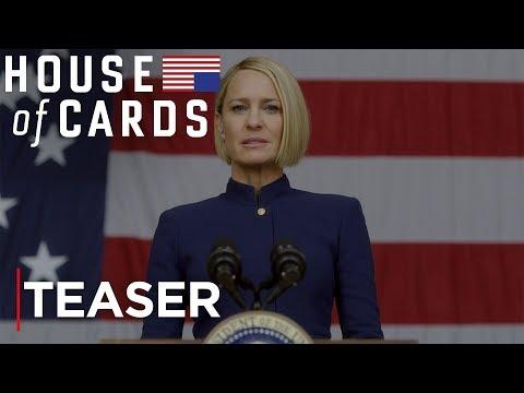 House of Cards | Teaser [HD] | Netflix
