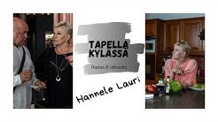 Tapella Kylässä Hannele Lauri