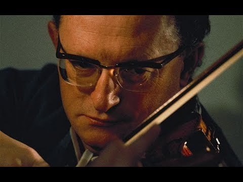 Michel Schwalbe plays Maurice Ravel - Tzigane 1970!