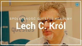 Lech C. Król o społeczności questus academy