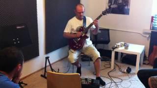 Artur Lesicki solo - Warsztaty Gitarowe Kuźni Gitarzystów