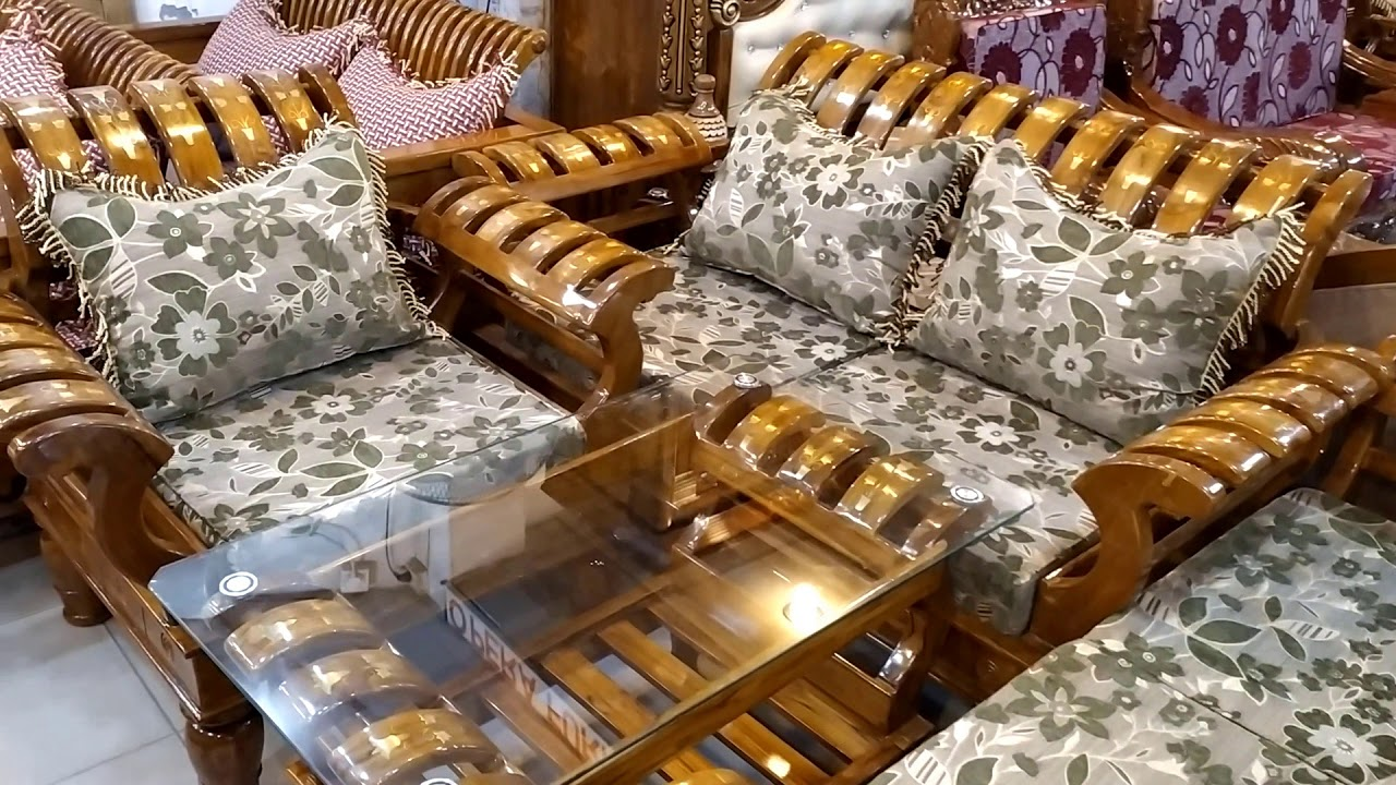 Original Chittagong Teak Furniture I Opera Furniture Sofa Set