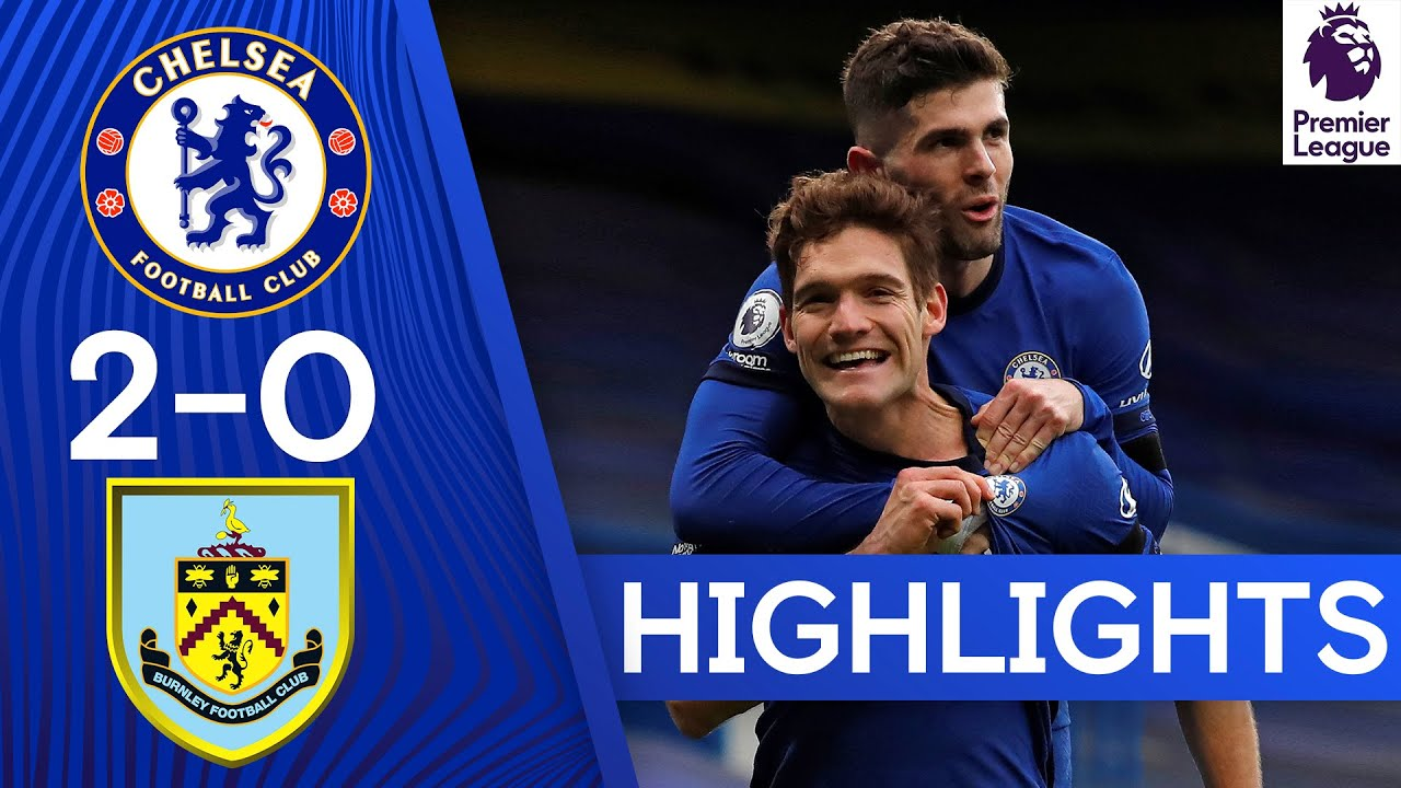 Download Chelsea 2-0 Burnley | Tuchel's First Win as Azpilicueta & Alonso Score! | Highlights