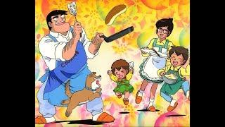 1992.4.9~1995.5.25 青年コミック誌『モーニング』に連載中の長寿作品のアニメ化。 単行本は2018年12月段階で148巻まで発売されている。 料理マンガや...