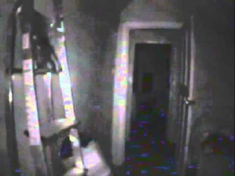 The Drovers Inn >> Man possessed by ghost caught on cctv at convenient store - YouTube