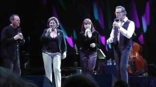 Manhattan Transfer live in Concert @ Wiener Konzerthaus 29. Novembe...
