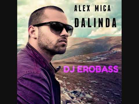 Alex Mica - Dalinda ( DJ EROBASS Eurodance Remix )